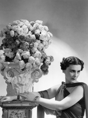 Princess Marina photographed by Cecil Beaton