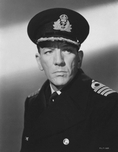Noel Coward as Captain E.V. Kinross in In Which We Serve (1942)